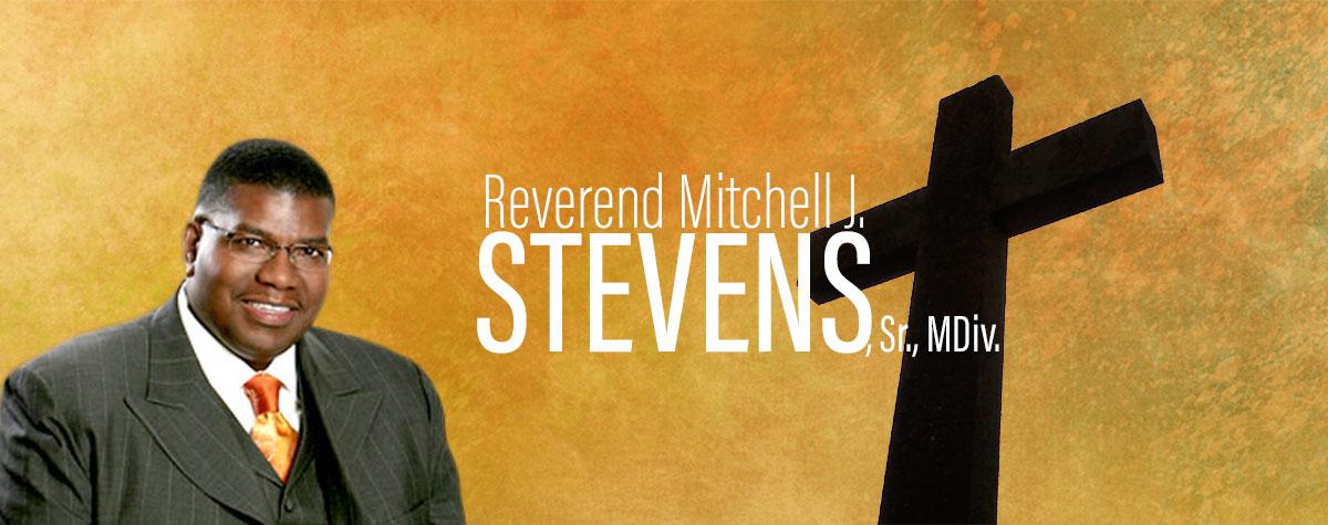 Rev. Mitchell J. Stevens, Sr.